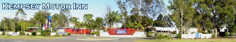 Kempsey Motor Inn - Kempseys Premier Motel Accommodation